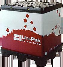 unipak system lg 40 x 48 Bulk Pak