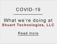 COVID-19 | What we're doing at Shuert Technologies, LLC
