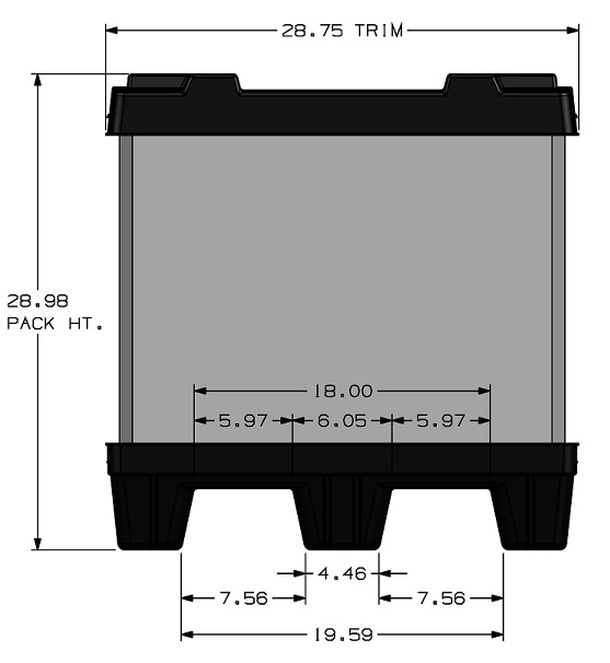 mw11937aa uni pak pallet side view v2 36 x 29 Sleeve Pack